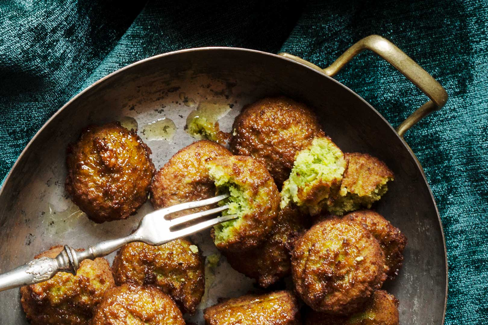 Falafel – en vegetarisk favorit!